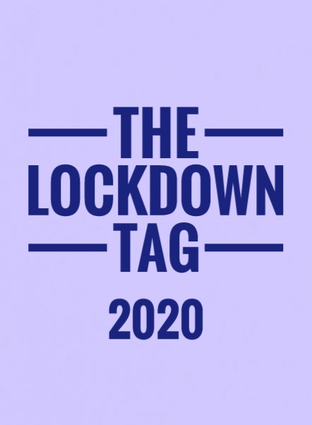 The Lockdown Tag 2020